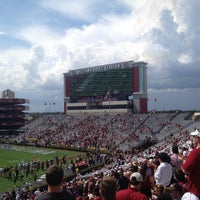 Photo taken at Williams-Brice Stadium by Mandi C. on 9/8/2012