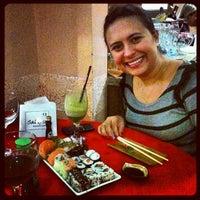 Foto tirada no(a) Sal Doce Sushi Bar por Américo V. em 6/13/2012