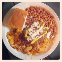Photo taken at Mark's Texas Hots by Dan on 7/29/2012