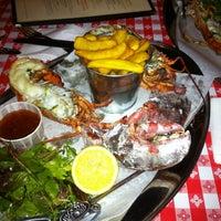 Photo taken at Big Easy Bar.B.Q & Crabshack by Gavin D. on 8/25/2012