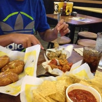 Photo taken at Buffalo Wild Wings by Michelle F. on 8/7/2012