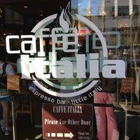 Photo taken at Caffe Italia by Gordon K. on 3/3/2012