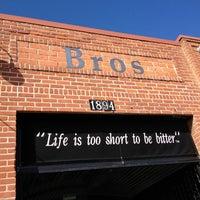 Photo taken at Ryan Bros. Coffee by Bil B. on 5/12/2012