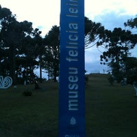 Foto tirada no(a) Museu Felícia Leirner por Adriano P. em 4/14/2012