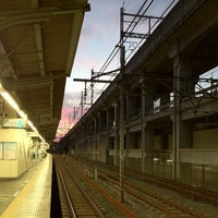 Photo taken at Kami-Nakazato Station by Teru on 6/20/2012