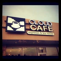 Photo taken at Cloud Cafe by David A. on 7/17/2012