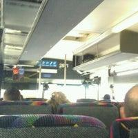 Photo taken at DIA Bus AF by David M. on 3/18/2012