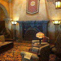 Photo taken at The Twilight Zone Tower of Terror by Alessandro C. on 7/5/2012