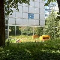 Photo taken at Fondation Cartier pour l'Art Contemporain by Jack C. on 6/17/2012