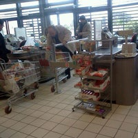 Photo taken at Carrefour Market - Boumhel by Hichem K. on 2/5/2012