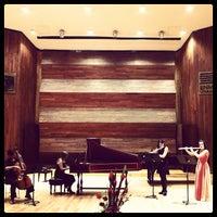 Photo prise au Escuela Nacional De Música par D N. le2/20/2012