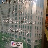 Photo taken at Albert Kahn Building by Vikki W. on 7/9/2012