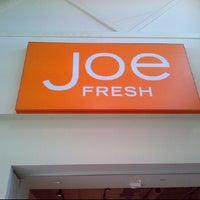 Photo taken at Joe Fresh by Aleks M. on 4/4/2012