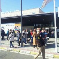 Foto tomada en Feria de Valladolid por EXPRESO d. el 2/26/2012