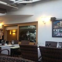 Photo taken at Terrassa Bar Restaurant Diana by Comma on 8/19/2012