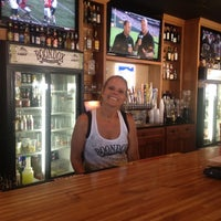 Photo taken at Boondox Bar & Grille by Kanada Y. on 8/26/2012