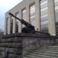 Photo taken at Центральный музей Вооруженных Сил by ILya S. on 4/21/2012