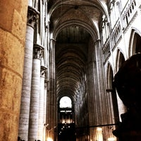 Photo prise au Cathédrale Notre-Dame de Rouen par Alan W. le3/18/2012