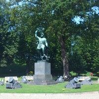 Photo taken at Landsoldaten by Leif K. on 8/17/2012