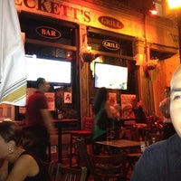Photo taken at Beckett's Bar & Grill by Ago D. on 9/8/2012