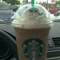 Photo taken at Starbucks by Amy B. on 5/8/2012