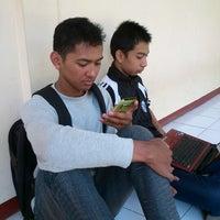 Photo taken at SMA Negeri 1 Maospati by Donny A. on 9/2/2012