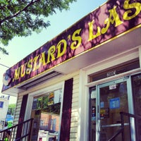Photo taken at Mustard's Last Stand by Whitney M. on 6/10/2012