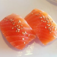 Photo taken at SUGARFISH | Marina del Rey by Marc M. on 5/27/2012