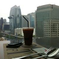 Photo taken at FoodLoft by VASUTPOL OAT C. on 4/1/2012