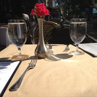 Photo taken at Luce Restaurant & Enoteca by Alison W. on 8/30/2012