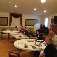 Photo taken at Casa Columbo Civic Association by Dr. Brod H. on 7/18/2012