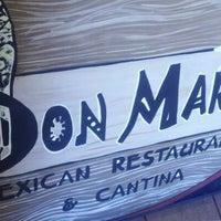 Photo taken at Don Marcos by Carolina M. on 3/4/2012