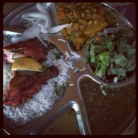 Photo taken at Tandoor India by Danielle D. on 7/20/2012