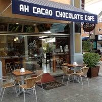 Foto tomada en Ah Cacao Chocolate Café por Tafuin el 4/30/2012