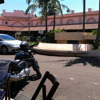Photo taken at Mercado Municipal de Rio Claro by  Rodolfo A. on 3/2/2012