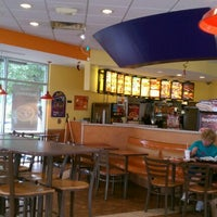 Photo taken at Taco Bell by Jaidenne W. on 8/25/2012