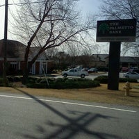 Photo taken at Palmetto Bank by Alexander H. on 2/3/2012