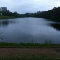 Photo taken at Мазиловский пруд by Dasha K. on 6/7/2012