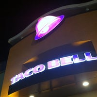 Photo taken at Taco Bell by Dien A. on 2/16/2012