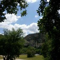 Photo taken at Park Chalk Bluff by Marten H. on 4/8/2012