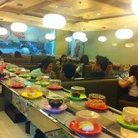 Photo taken at Sakae Sushi by John Q. on 5/21/2012