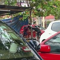 Photo taken at Car Wash Kampung Baru by Faizur F. on 8/3/2012