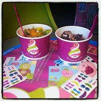 Photo taken at Menchie's by Yazmin P. on 6/6/2012