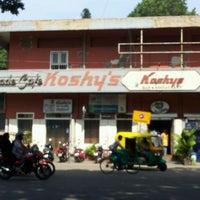 Photo taken at Koshy's by Sadashiv S. on 4/29/2012