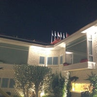 Das Foto wurde bei Beluga Bar Karma Sky Lounge von Kadir G. am 8/27/2012 aufgenommen
