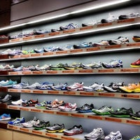 Photo taken at New York Running Company by Jeremy M. on 5/7/2012