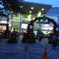 Photo taken at CentralPlaza Rattanathibet by Punyawee on 7/18/2012