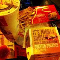 Photo taken at McDonald's & McCafé by Ah Lian on 6/20/2012