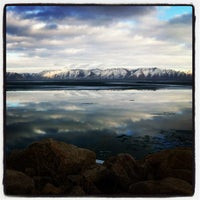 Photo taken at Bear Lake by Matt D. on 2/9/2012