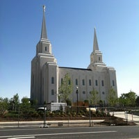 Photo taken at Brigham City Utah Temple by Jenny M. on 6/22/2012